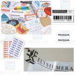 Adesivo de vinil personalizados