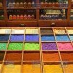 Anodização colorida em alumínio