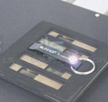 Gravação de placas a laser