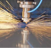 Corte a laser e dobra